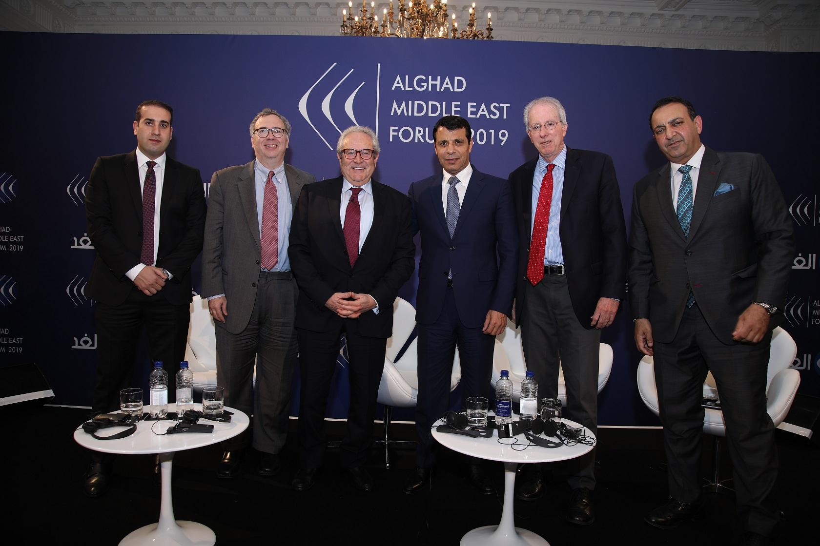 """في ختام فعالياته.. منتدى الغد للشرق الأوسط 2019 يحذر من """"صفقة القرن"""""""